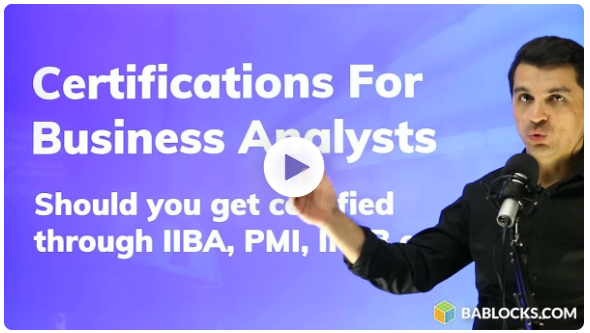 Business Analysis Certificates: Benefits And Drawbacks Of Getting Certified